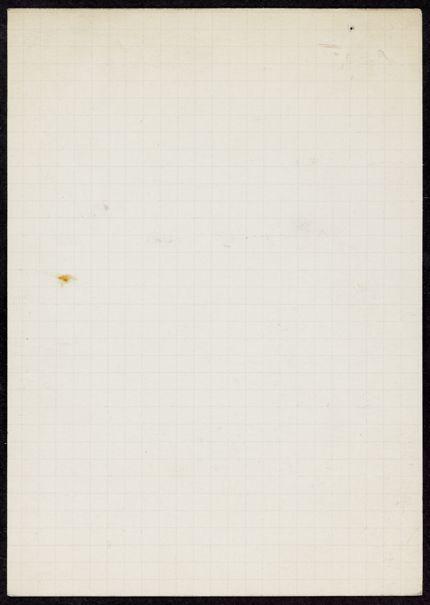 Mary Mian Blank card