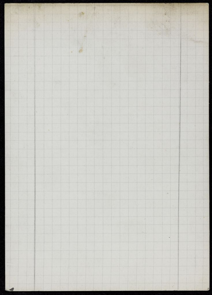 Frances Warfield Blank card (large view)