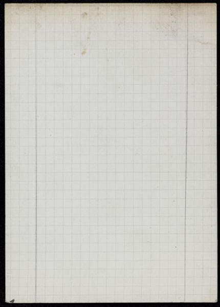 Frances Warfield Blank card