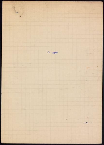 British Institute Blank card