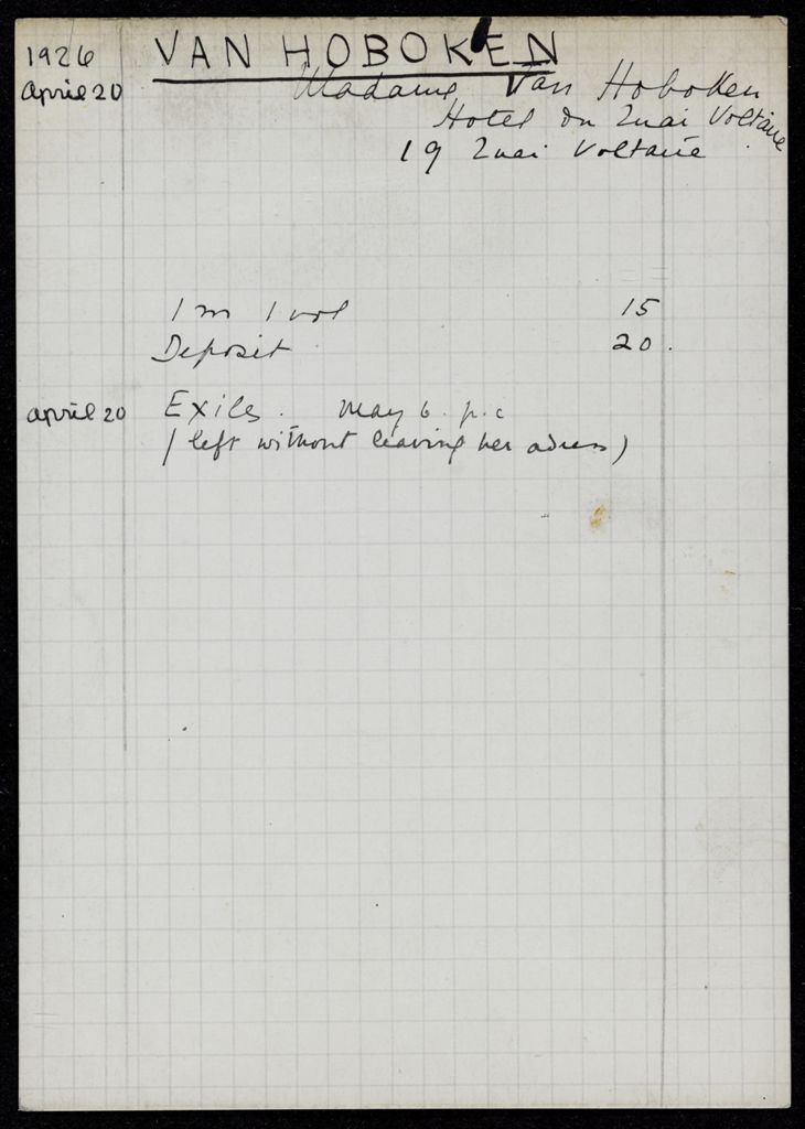 Annemarie Seidel 1926 card (large view)
