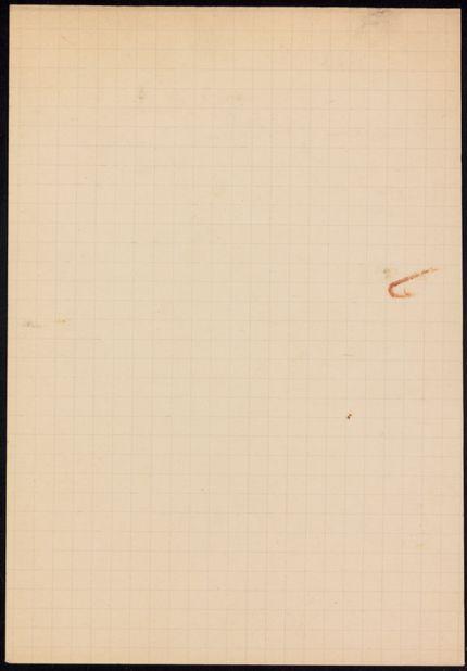 Sybil Greenich Blank card
