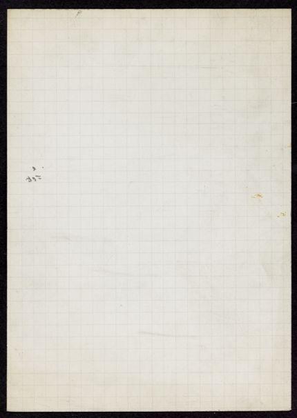 George Dillon Blank card