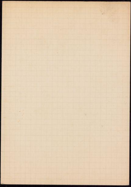 Mme Simon-Juquin Blank card