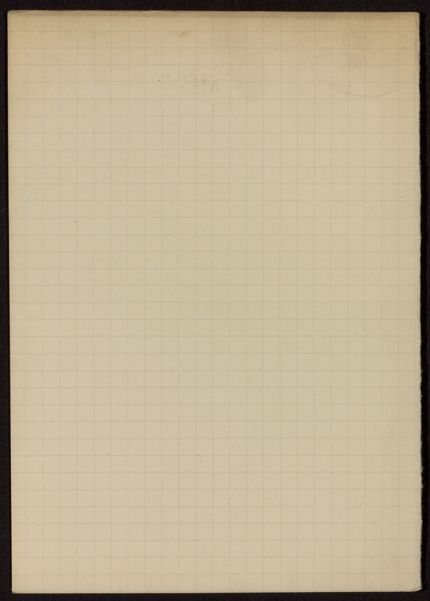 Mrs. Arthur W. Richardson Blank card