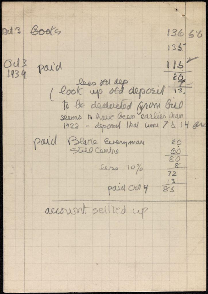 Pierre Citron 1939 card (large view)
