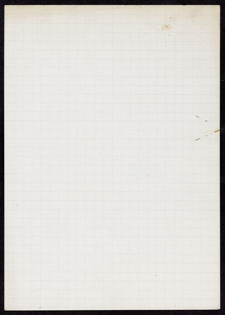 René Daumal Blank card (large view)