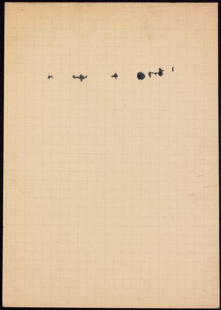 Georgette Knipper Blank card