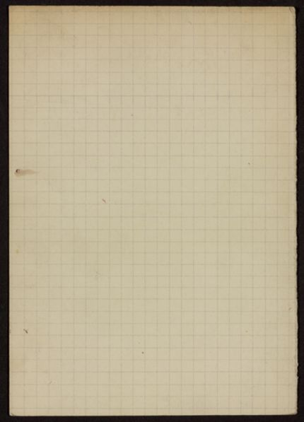 Georges Roditi Blank card