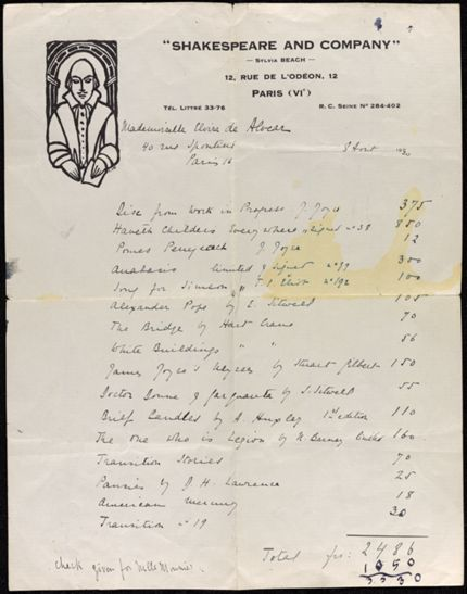 Elvira de Alvear 1930 card