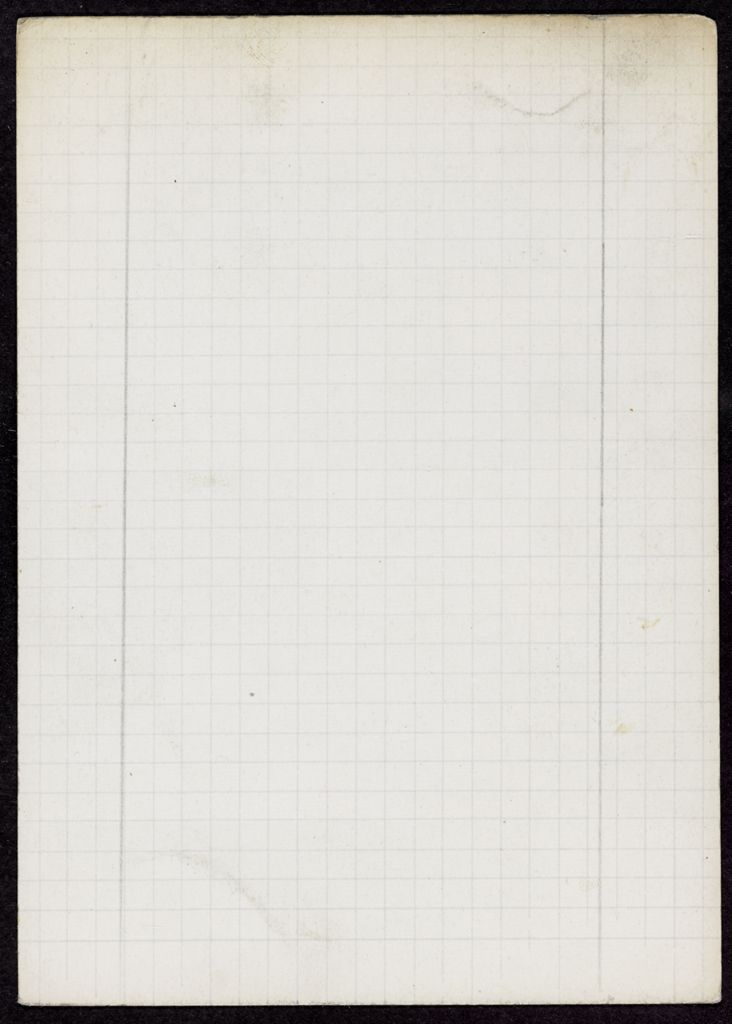 Charles Du Bos Blank card (large view)