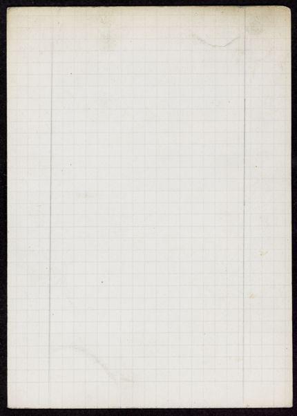 Charles Du Bos Blank card