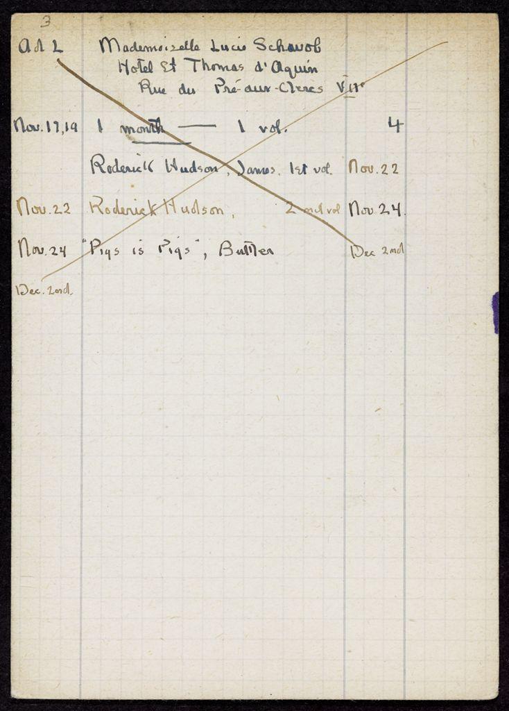 Claude Cahun 1919 card (large view)