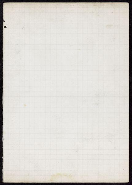 Mrs. Denham Blank card