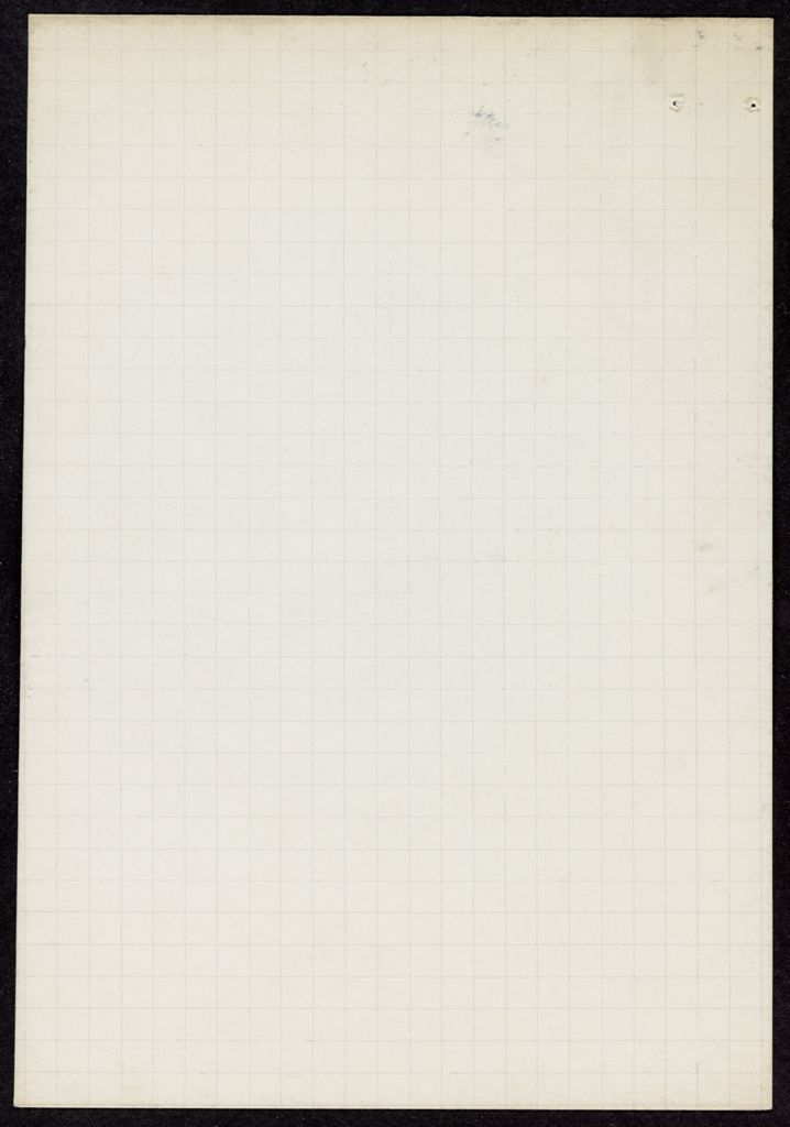 Jacques Mercanton Blank card (large view)