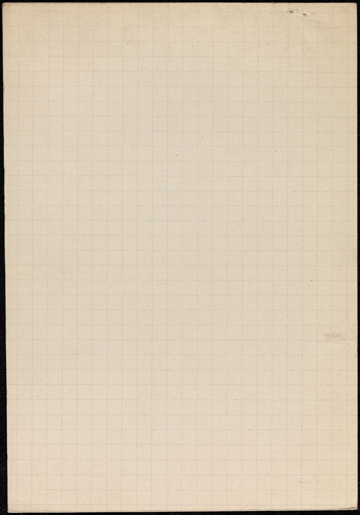 René Chambrillac Blank card (large view)