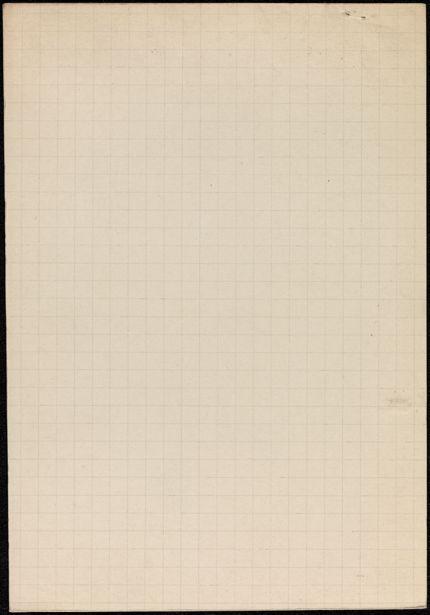 René Chambrillac Blank card