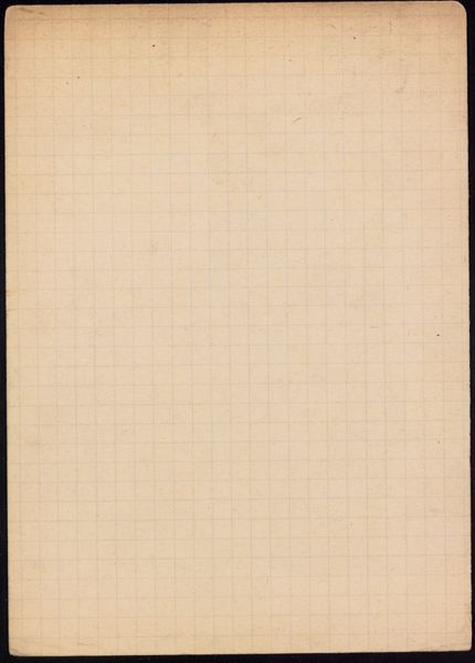 Ezra Pound Blank card
