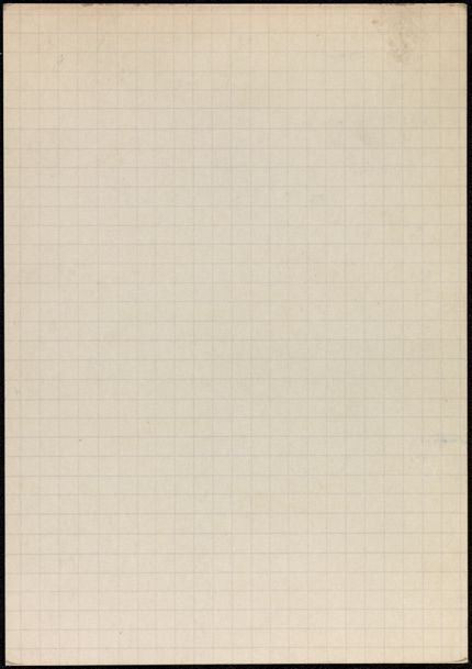 Marcel Chambaz Blank card