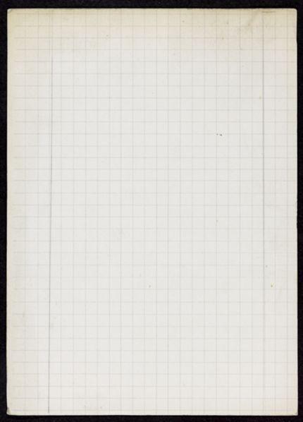Jessie Woodrow Wilson Sayre Blank card