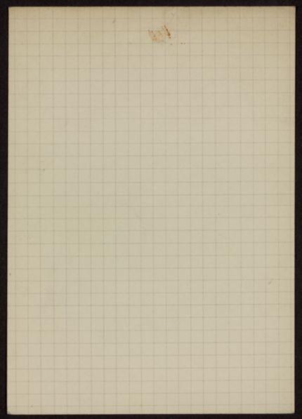 Armand Robin Blank card