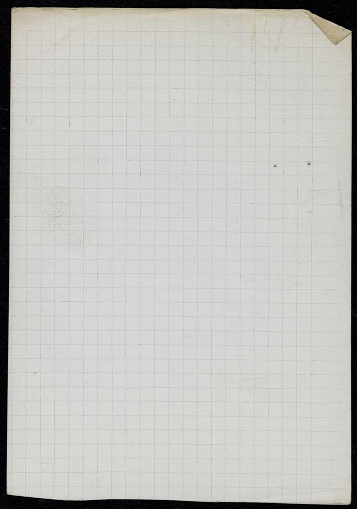 François Valéry Blank card (large view)