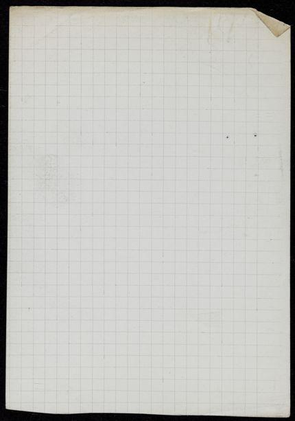 François Valéry Blank card