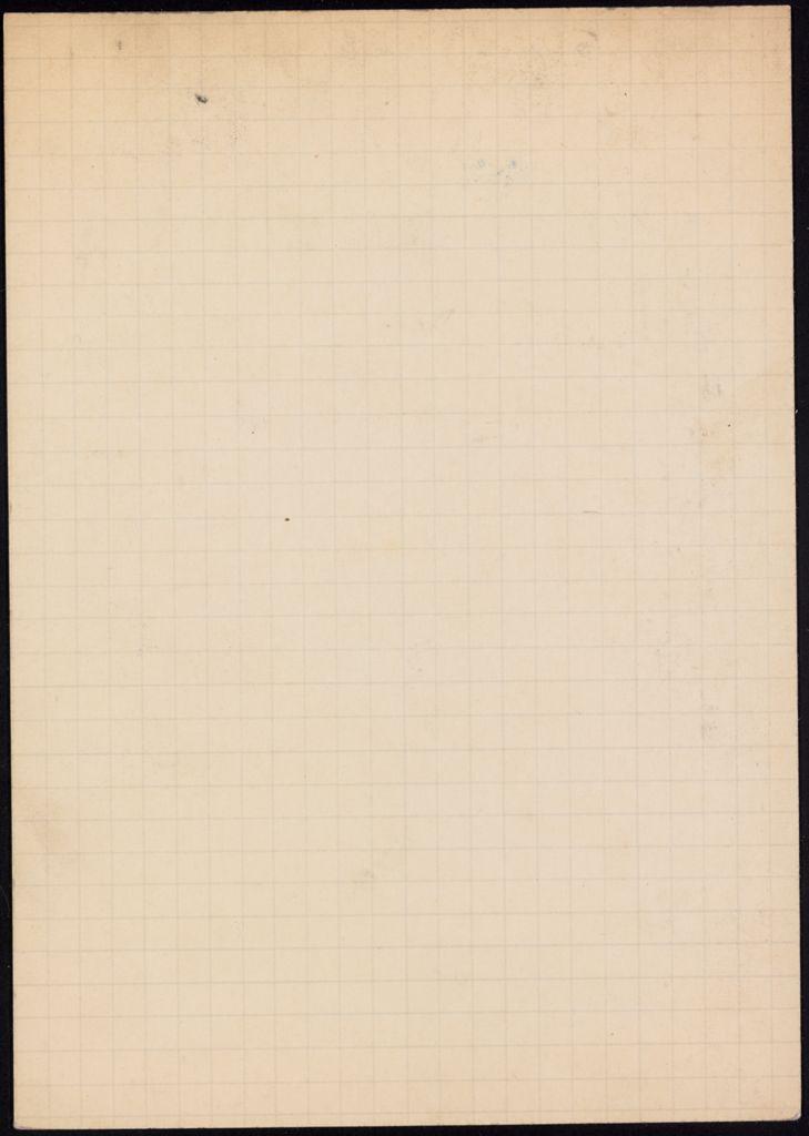 Mrs. Charles Peake Blank card (large view)
