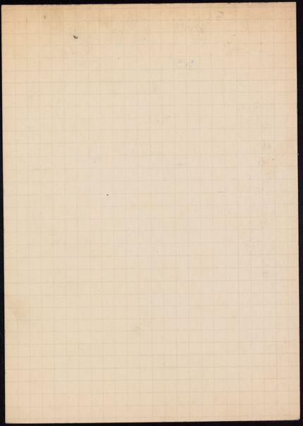 Mrs. Charles Peake Blank card