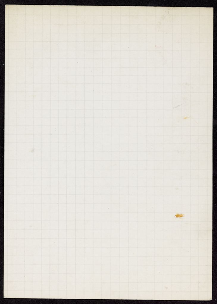 Mme Michel Marotte Blank card (large view)