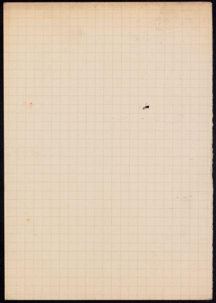 Mrs. B. Lucas Blank card