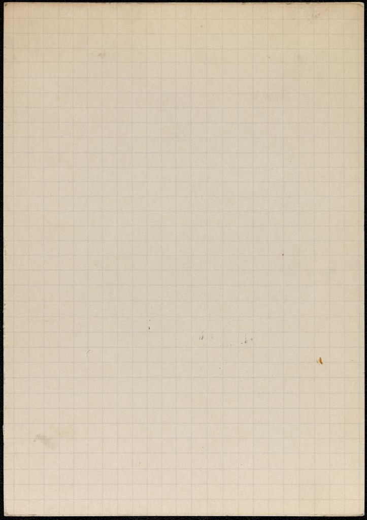 Colette Brull-Ulmann Blank card (large view)