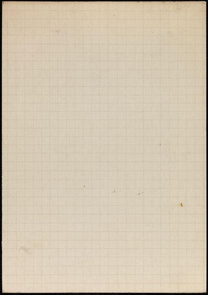 Colette Brull-Ulmann Blank card