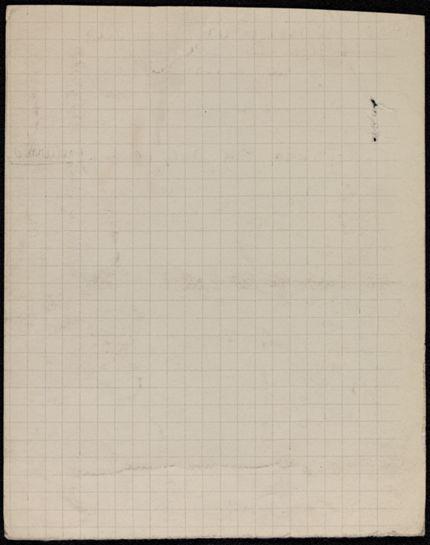 Gloria Bramwell Blank card