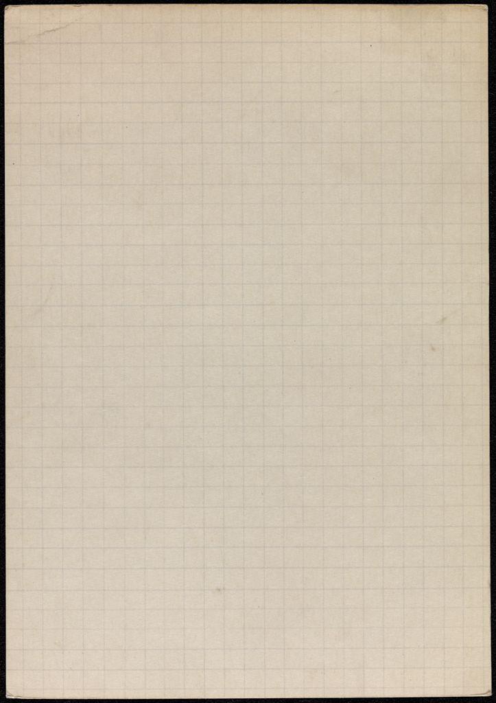 Madeleine Blaess Blank card (large view)