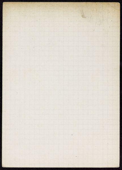 Harriet Marsland Blank card