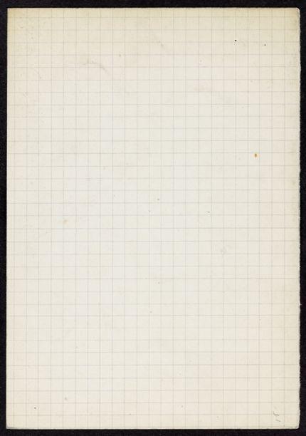 Madeleine Milhaud Blank card