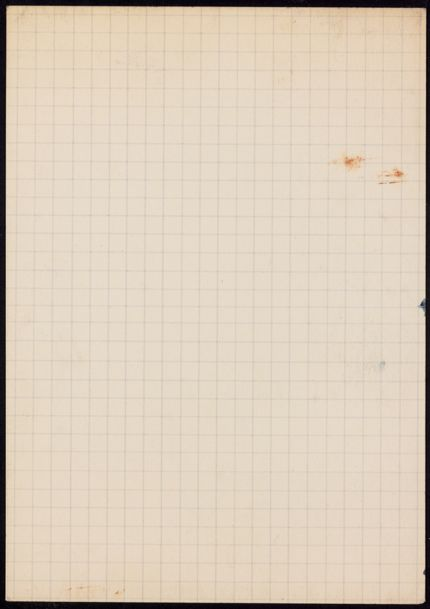 Mme Ernest Jacquet Blank card