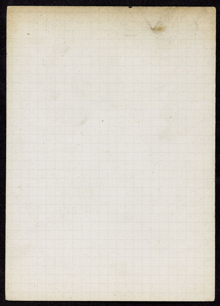 M. Schenk Blank card (large view)