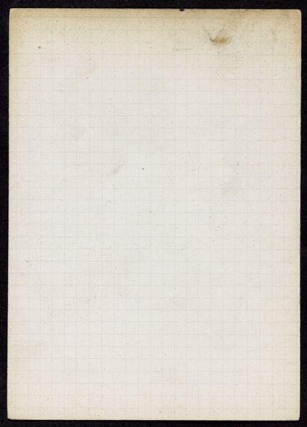 M. Schenk Blank card