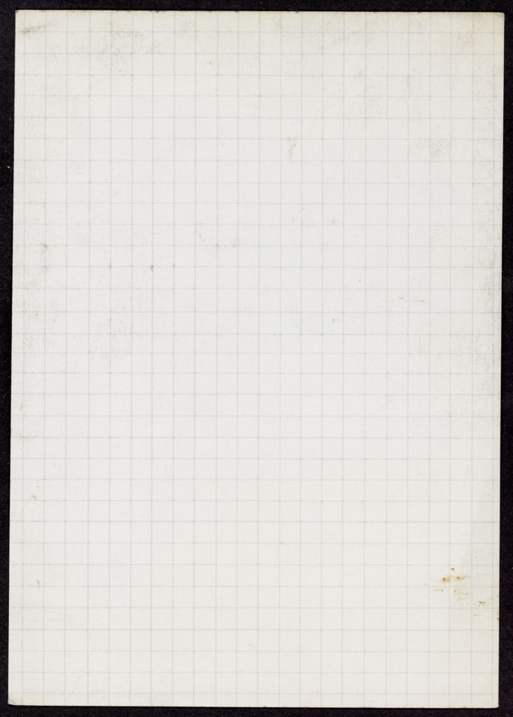 Georgette Massé Blank card (large view)