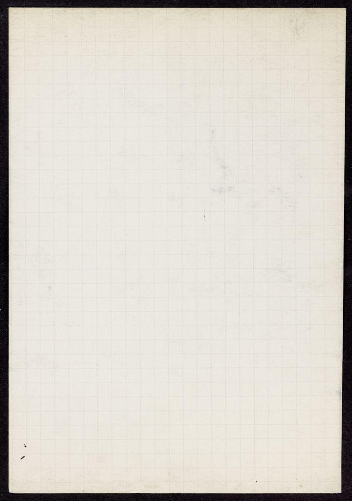 D. S. S. Mackenzie Blank card (large view)
