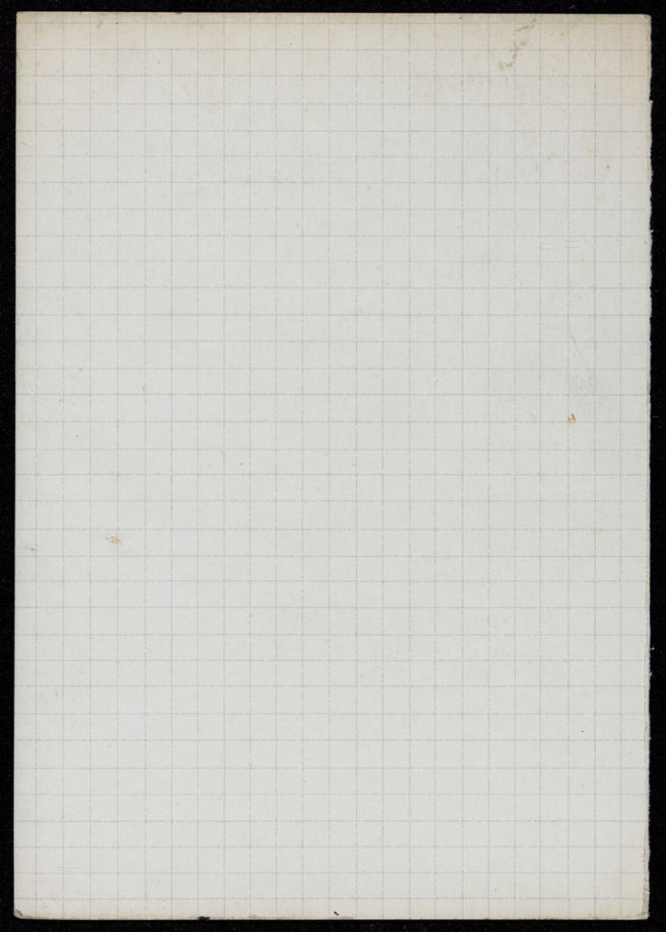 Max Christian Wegner Blank card (large view)