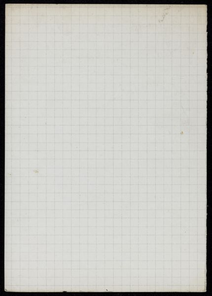 Max Christian Wegner Blank card
