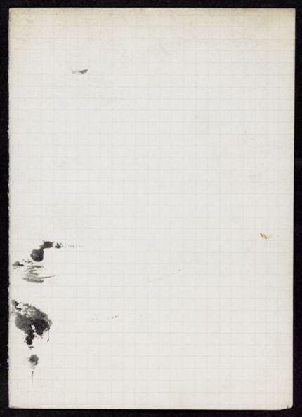 Mrs. Sortor Blank card