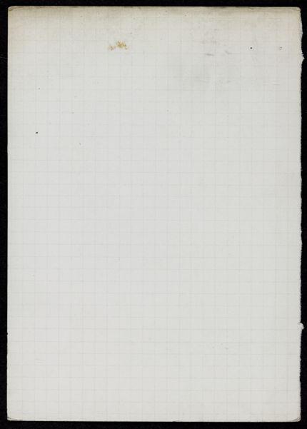William van Wyck Blank card