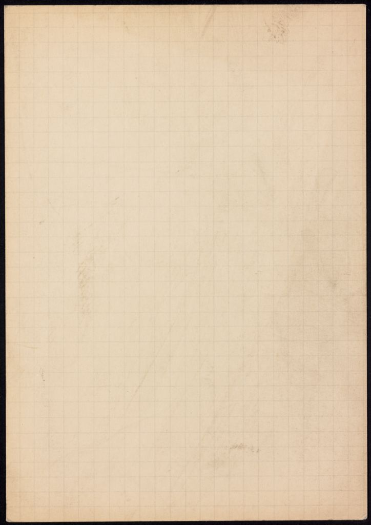 Marguerite Focillon Blank card (large view)