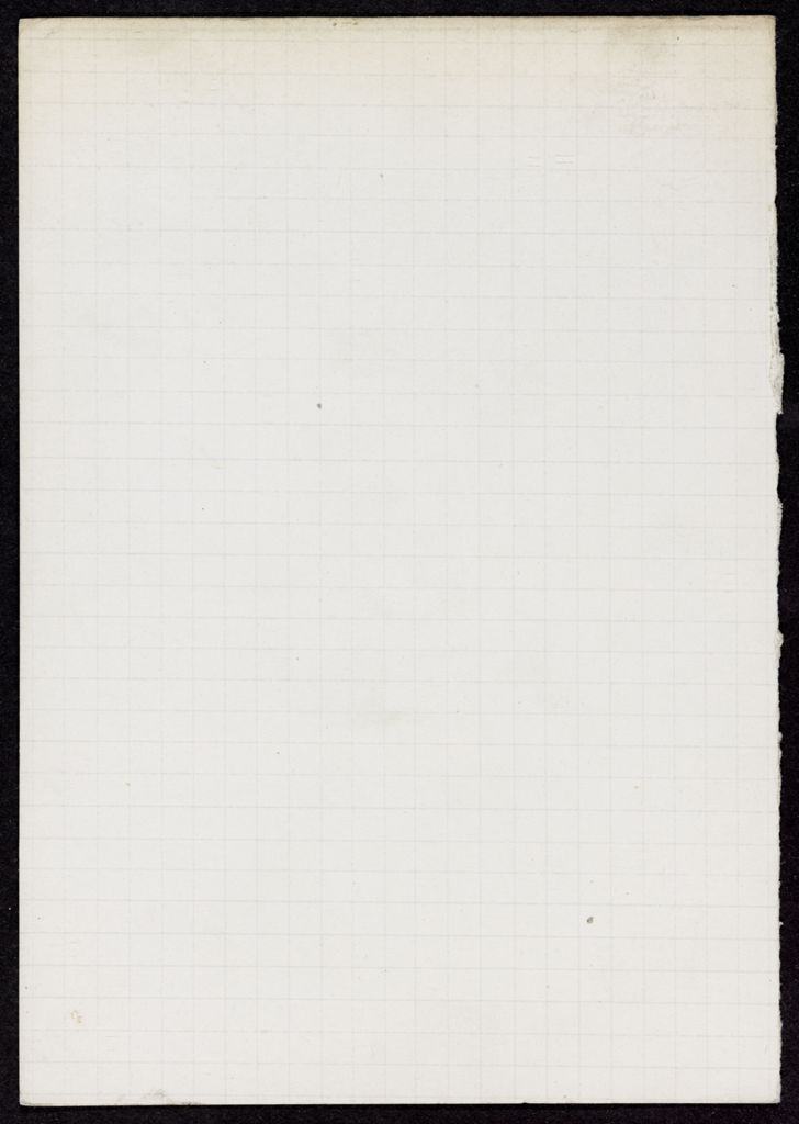 Thomas Scudder Blank card (large view)