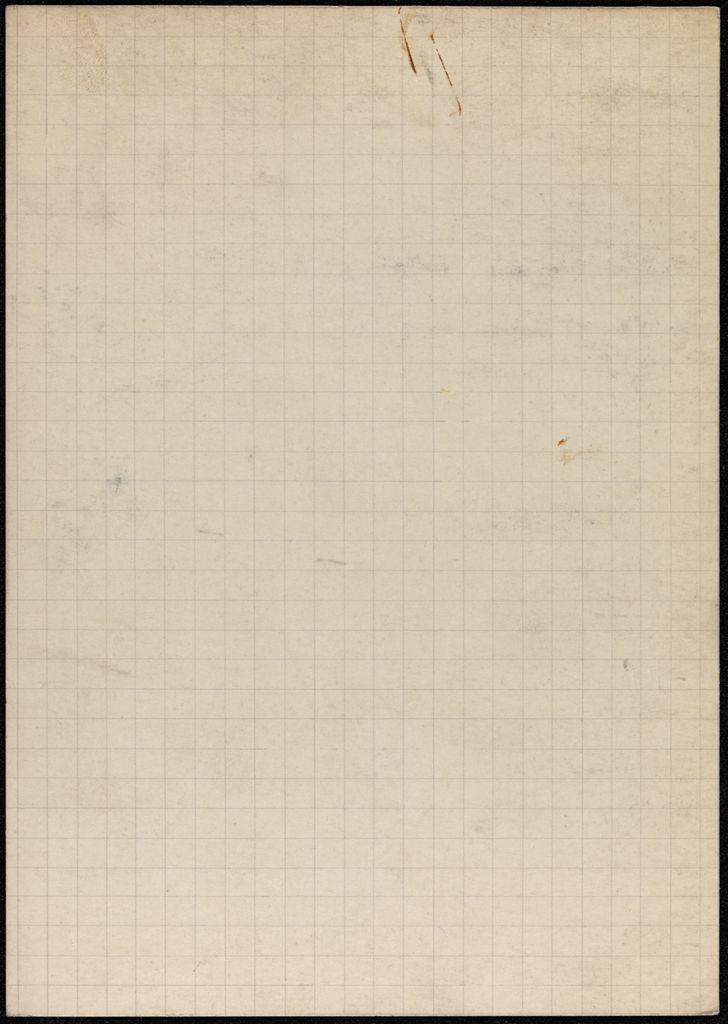 Louise Crane Blank card (large view)