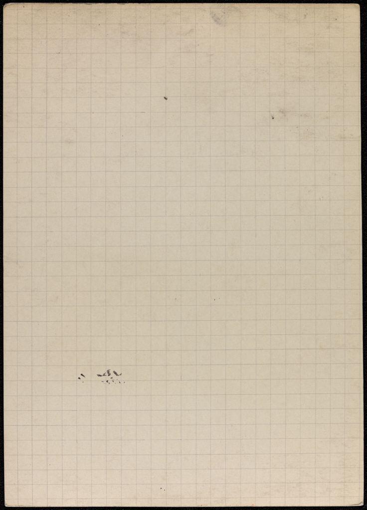 Helene Brémond Blank card (large view)